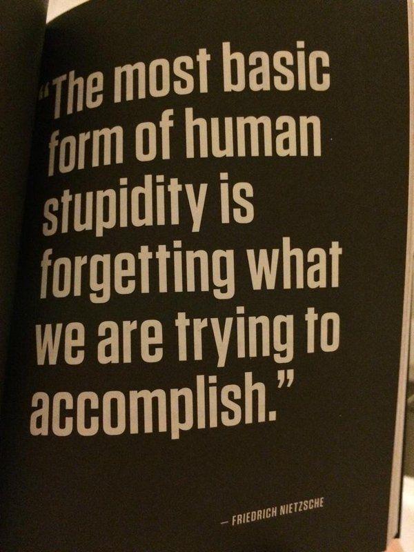 u0027The most basic form of human stupidity