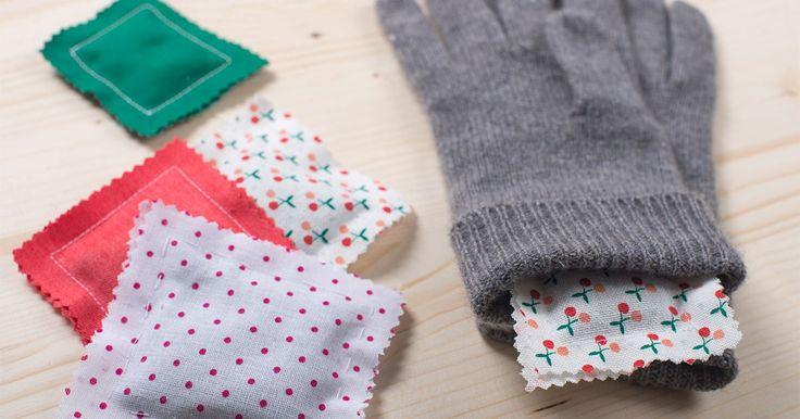 C&A vous montre comment réaliser facilement des petits chauffe-mains à la lavande pour combattre le froid.