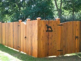 25 best ideas about cercas de madera on pinterest for Barda de madera para jardin