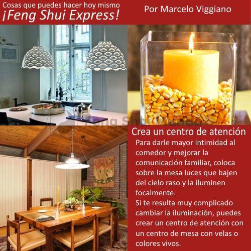 Feng shui para el comedor consejos para la armon a for Consejos de feng shui para la casa