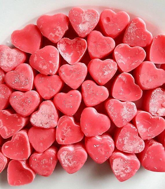 Chocolate Cherries Wax Melts £2 https://www.etsy.com/uk/listing/527598025/chocolate-cherries-heart-shaped-wax