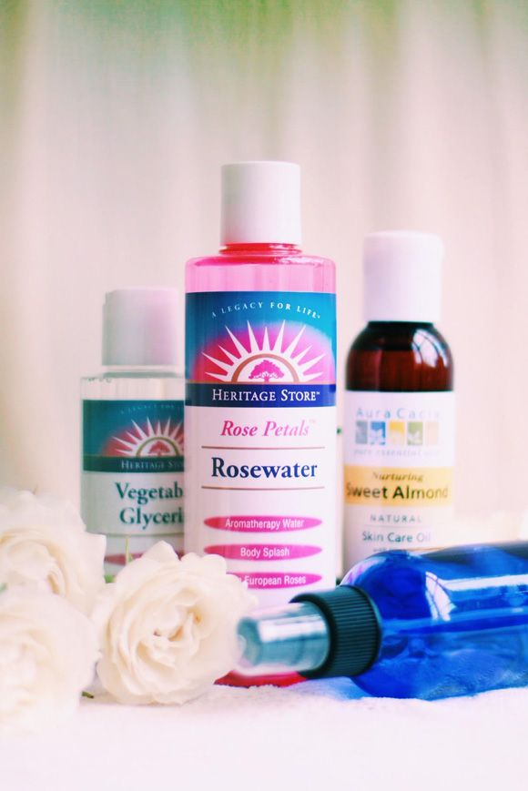 How to Make Your Own Rose Moisturizing Spray + 5 Benefits of Rosewater | Free People Blog #freepeople