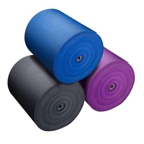 Thick Yoga Mat Rolls 104 Ft Long Yoga Mat Thick Yoga Mats Yoga Supplies
