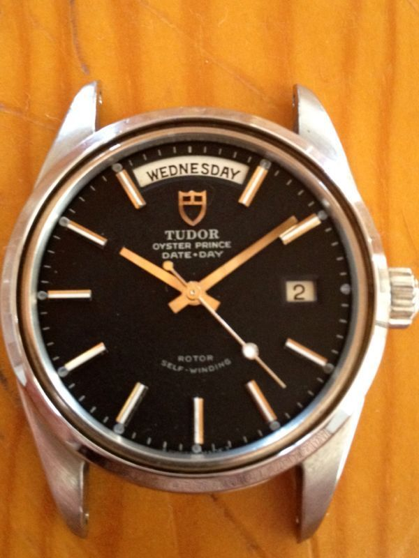 ROLEX TUDOR DAY DATE 70170 OVER SIZE AUTOMATIC