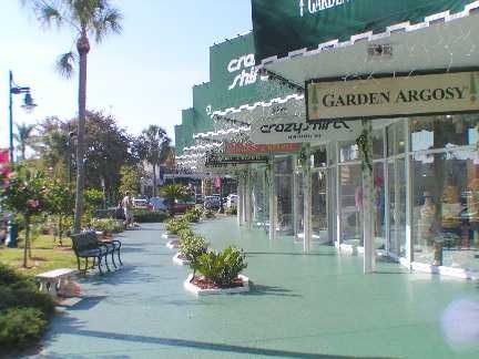 Saint Armand's Circle Sarasota, Florida (I love Garden Agrosy, I could spend half the day just in this store) My husband enjoys shopping at Tommy Bahamas next door so its a win win :)