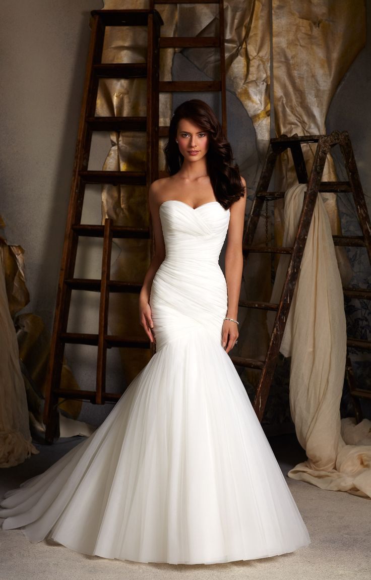 116 best wedding gowns images on pinterest