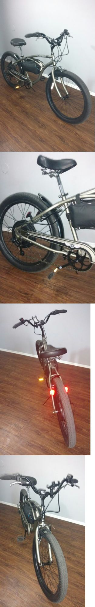 Electric Bicycle Components 177814: Custom Ebike Cruser -> BUY IT NOW ONLY: $800 on eBay!