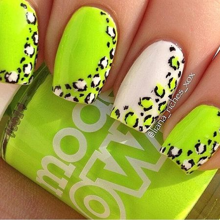 Best 25 lime green nails ideas on pinterest pretty nails image via beautiful bunny on green grass manicure for girls image via beautiful green nail art design for st patricks day nail art image via i prinsesfo Images