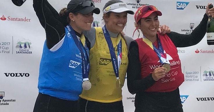 Αργυρό μετάλλιο η Β. Καραχάλιου στο Παγκόσμιο Κύπελλο στα Laser Standard