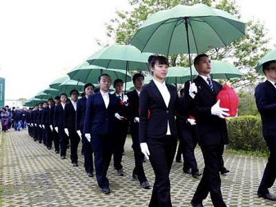 China clampdown on strippers at funerals