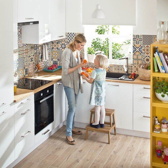 Gres Heritage Mix 33 15 X 33 15 Cm 1 32 M2 Interior Home Decor Kitchen