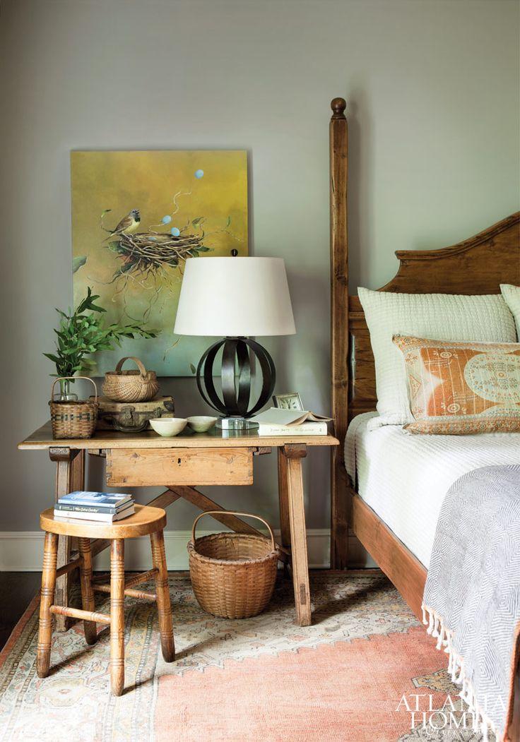 "georgianadesign: ""Designer Barbara Westbrook in Buckhead, GA. Erica George Dines photo in Atlanta Homes & Lifestyles. """