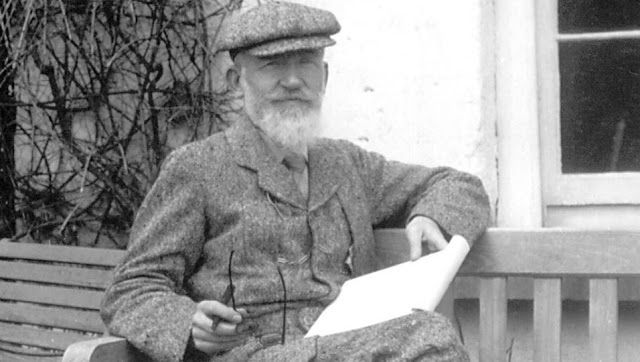 Inspiration by George Bernard Shaw (Quotes)