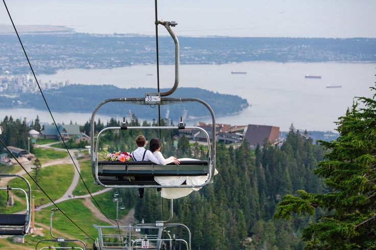 Grouse Mountain - Joanna Moss Photography . Vancouver & Destination Wedding Photographer