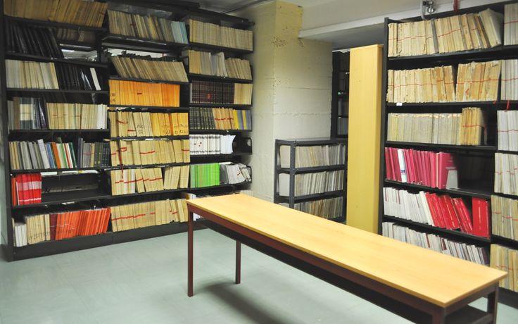 Real Sociedad Española de Historia Natural. Depósito de revistas