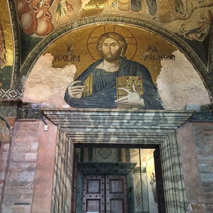 Kariye Museum (The Chora Church) - Fatih - Fatih, İstanbul