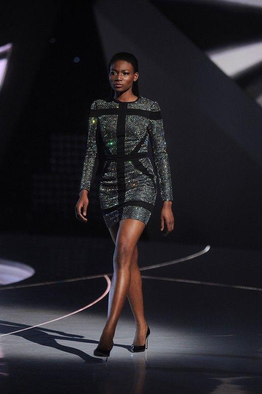 Finał Top Model 4: Osi Ugonoh, fot. East News