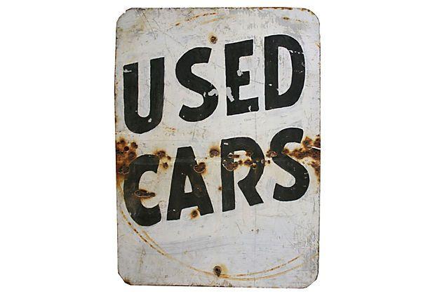 Lo compró en una agencia de carros usados en Santa Rosa -- Laney