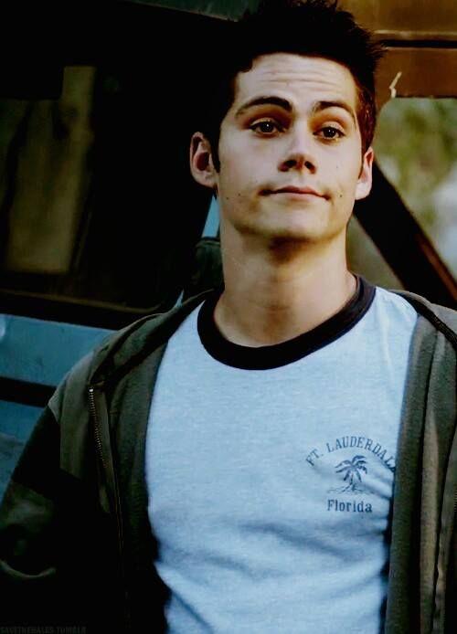 Stiles Stilinski. O.M.G...his shirt says Fort Lauderdale, Florida. I can die now.