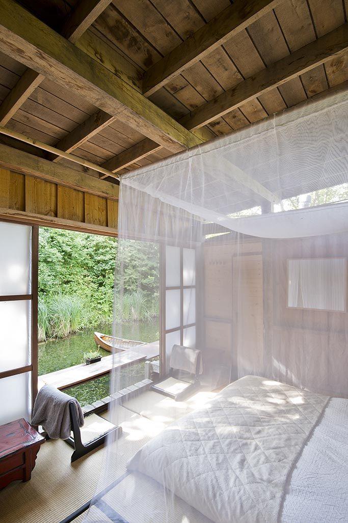 8 best Dôjô du0027été et sauna au feu de bois images on Pinterest - chambres d hotes saint palais sur mer