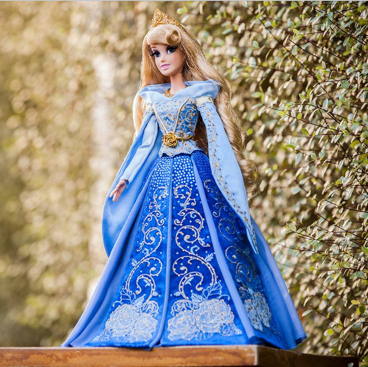 Disney Store Announces New Limited Edition Sleeping Beauty Dolls