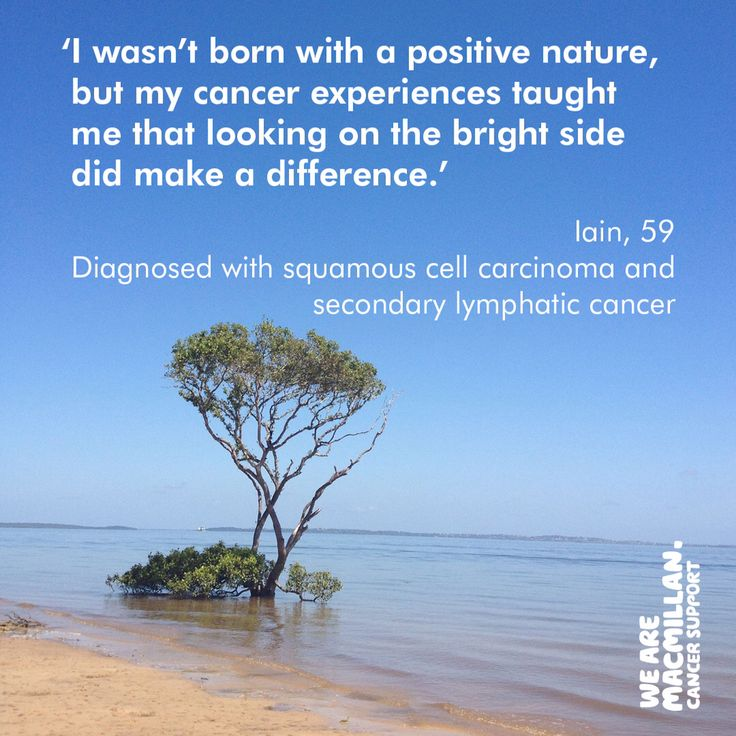 We know it can be difficult at times but a positive nature can really make a difference. Take Iain's advice and remember to look on the bright side of things whenever possible. #positivity #motivation #inspiration