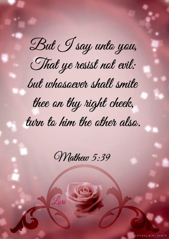 Pin on Jesus Said: