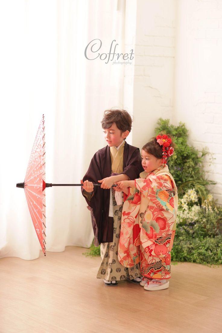 kimono 着物 七五三