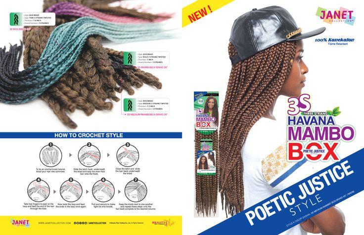 48 best crochet box braids images on Pinterest | Braid