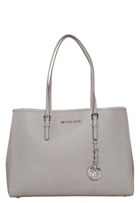 JET SET TRAVEL  - Shopping bag - pearl grey