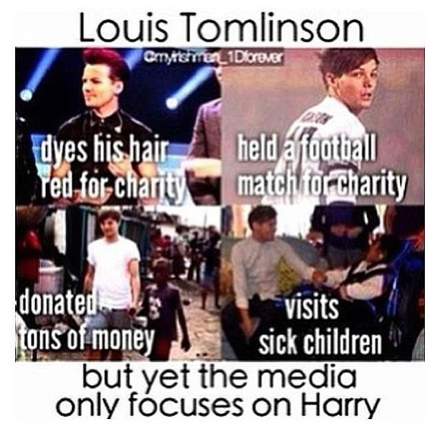 I love Harry to bits, but this is too true, and its so annoying