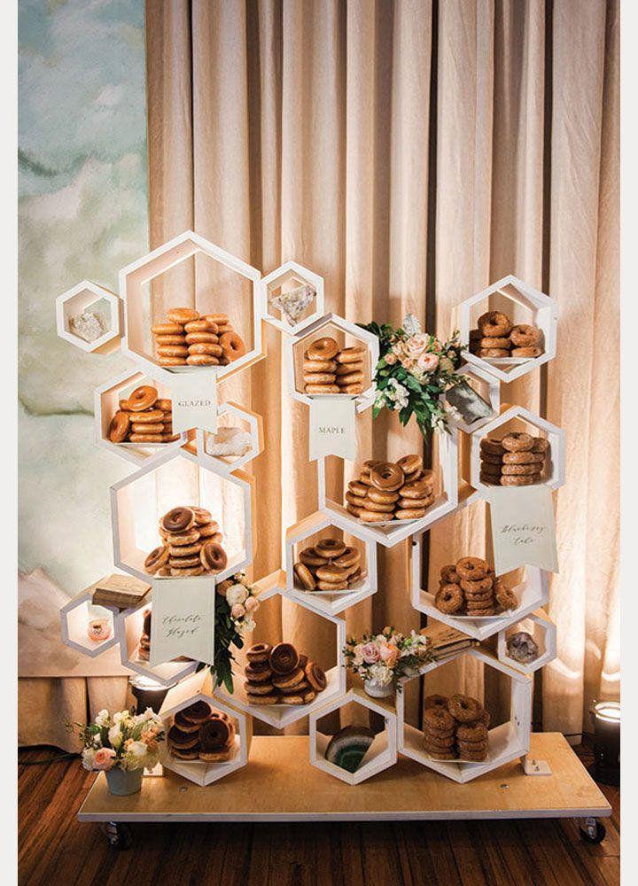 Bridal Table Decorations
