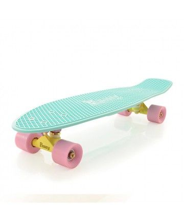 "Penny Pastel Mint Skateboard 27"""