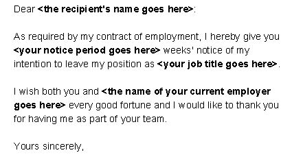 how to write a job notice of quitting Here is a step-by-step resignation letter template for quitting your job this guide  breaks down what's necessary to include when writing a resignation letter.