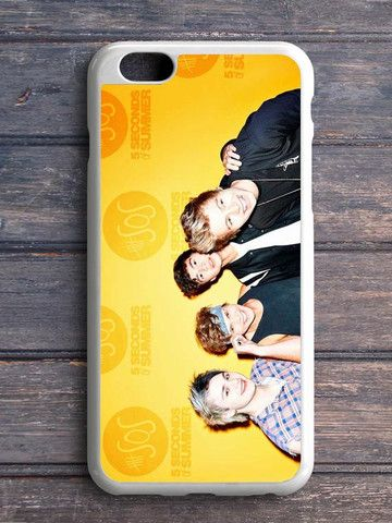 5 Second Of Summer iPhone 5C Case