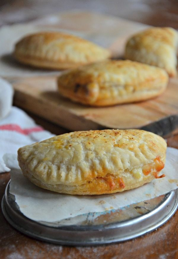Sweet Potato & Chorizo Hand Pies