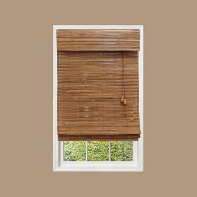 1000 ideas about bamboo roman shades on pinterest roman shades bamboo shades and curtains Home decorators collection bamboo blinds