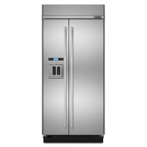 Jenn Air Jjs48ppdudb Side By Side Refrigerator