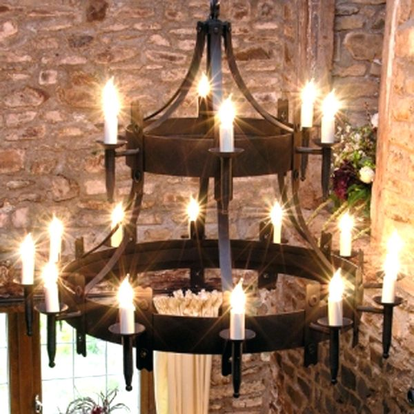 Chandeliers Medieval Plates Dunster Wrought Iron Traditional 2 Tier Chandelier Tuscanor Dunster Large Wrought Iron Chandeliers Uk Large Metal Lighting Large Black Wrought Iron Chandeliers Large Iron Chandelier