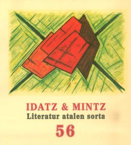 IDATZ & MINTZ LITERATUR ATALEN SORTA