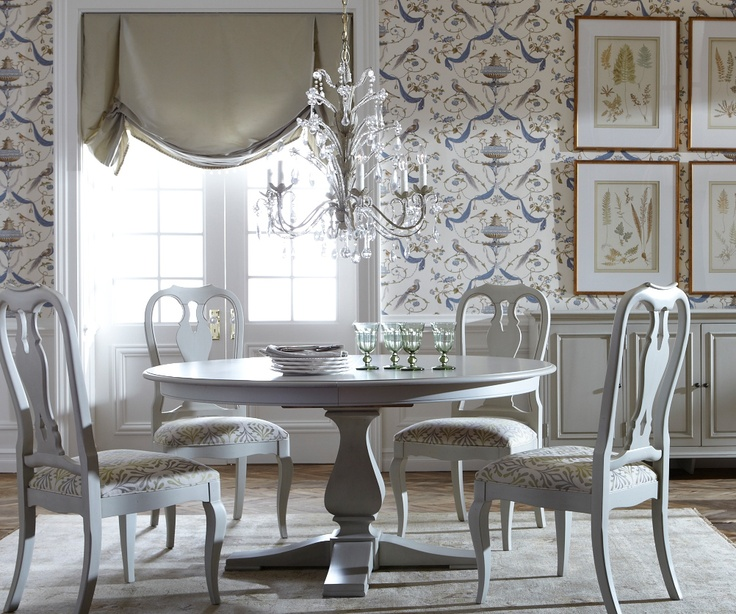 Country French Romance Decorating Ideas On Pinterest Dining Sets