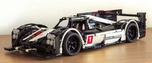 Lego Porsche 919 Hybrid Le Mans-Tap The link Now For More Information on Unlimited Roadside Assistance for Less Than $1 Per Day! Get Over $150,000 in benefits!