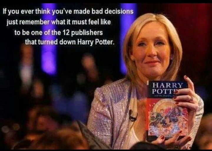 UNPOPULAR OPINION: J.K. Rowling Needs to Let Harry Potter Go