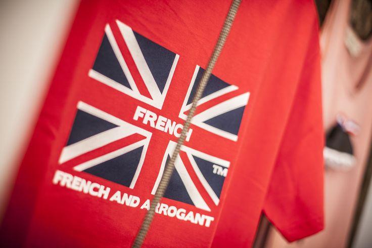 FRENCH AND ARROGANT chez Gab&JO !!!