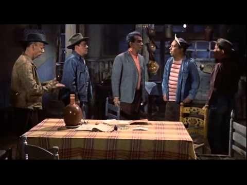 Cantinflas - El Analfabeto - (Buena Calidad)