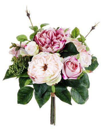Silk Rose Bouquets Wedding Afl