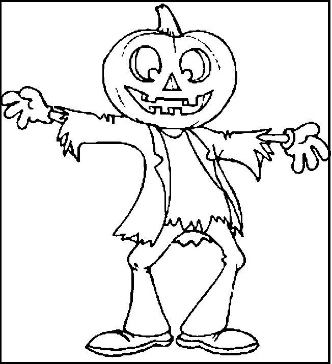 60 besten Halloween Bilder auf Pinterest | Halloween malvorlagen ...