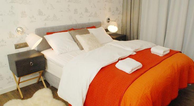 Brno Booking.com: Design Apartment Údolní , 2750