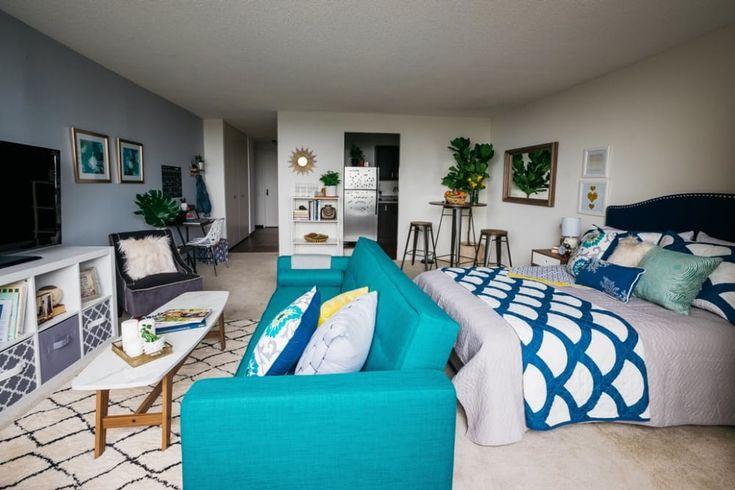 Студенческая квартира в Чикаго, обустроенная владелицей - Дизайн интерьеров   Идеи вашего дома   Lodgers