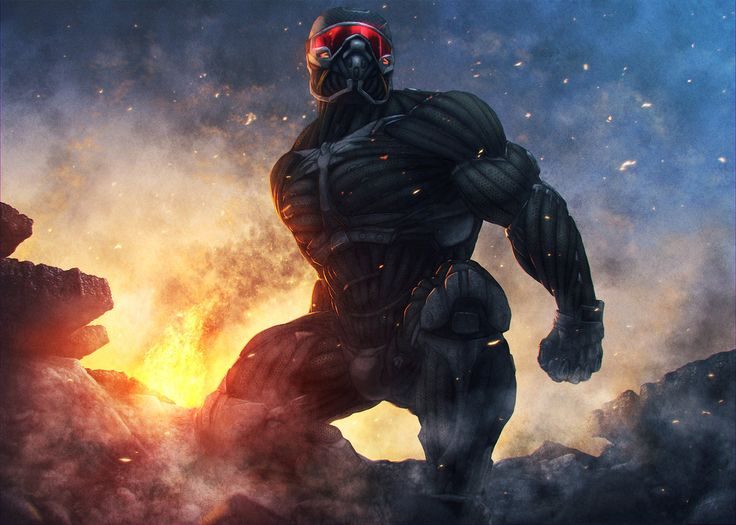 Crysis 2 - You are the Weapon by Ragaru on DeviantArt